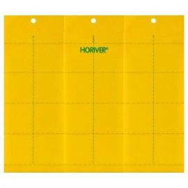 Trampas Adhesivas Atrapainsectos Amarillas 10 x 25 cm