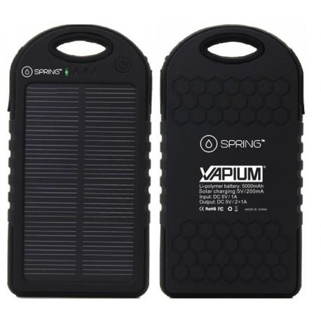 Cargador Solar de Vapium