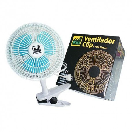 Ventilador Clip 15 cm The Pure Factory