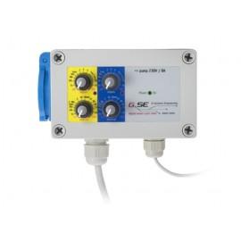 Temporizador de Riego Fotosensible con sonda 8A
