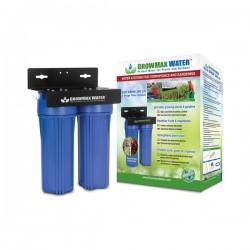 Filtro de agua 2 etapas Eco Grow 240L/h (GrowMax)