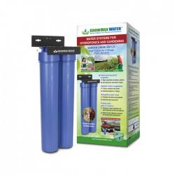 Filtro de agua 2 etapas Garden Grow 480L/h (GrowMax)