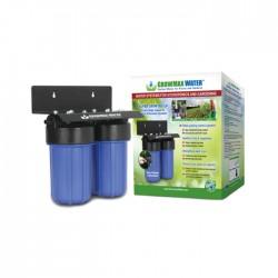 Filtro de agua 2 etapas Super Grow 800L/h (GrowMax)