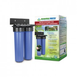 Filtro de agua 2 etapas Pro Grow 2000L/h (GrowMax)