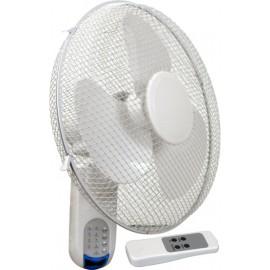 Ventilador Pared con Mando a Distancia Cornwall Electronics