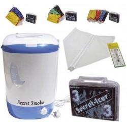 Lavadora Secret Smoke + Secret Icer + Termómetro