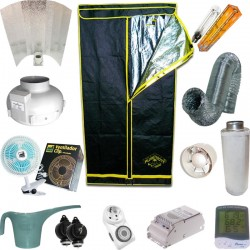 Kit Mr. Natural de 600W + Armario Pure Tent de 120