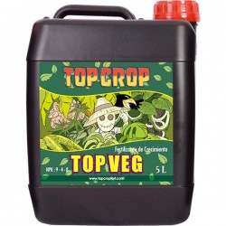 Top Veg Garrafa · Top Crop