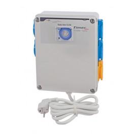 Temporizadores GSE + activador de calefacción