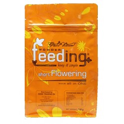 Short Flowering · Powder Feeding
