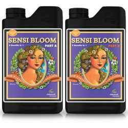 Sensi Bloom A&B · Advanced Nutrients