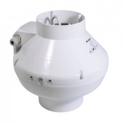 Extractor Tubular VK 125 (365 m3/h)