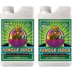 Jungle Juice Grow A&B · Advanced Nutrients
