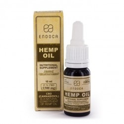 Aceite CBD 15% (Endoca) 10ml