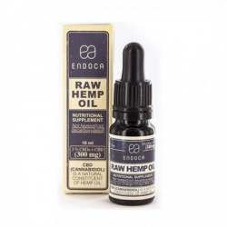 Aceite CBD Raw 3% (Endoca) 10ml