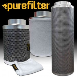 Filtro Carbón Pure Filter 250/600 (1420 m3/h)