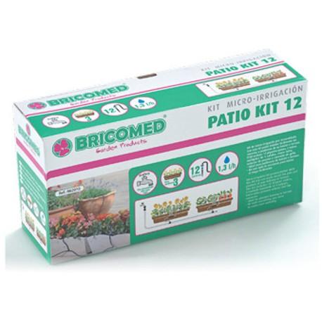 Set Micro-Irrigación Balcon Kit 12