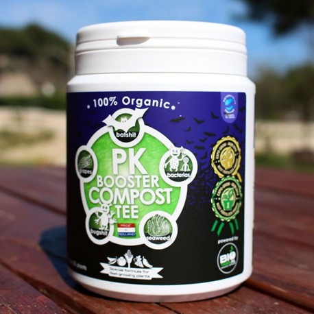 PK Booster Compost Tea (BioTabs)