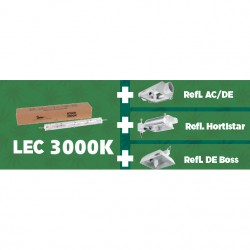 Kit Colossus 630 W LEC 3000 K Reflector ACR 6S
