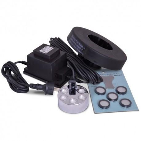 Humidificador Ultrasonidos 5 Membranas