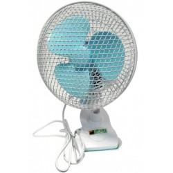 Ventilador Clip Fan Oscilante (18 cm)