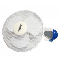 Ventilador Wall Fan con mando 40 cm Thypoon