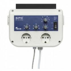 Controlador SPC 16A MK2 SMSCOM