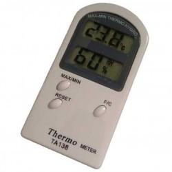 Termohigrómetro MAX/MIN TA 138B