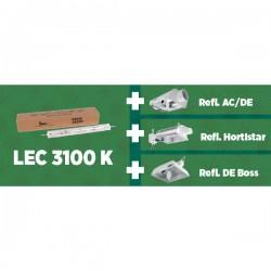 Kit Colossus 630 W LEC 3100K Reflector DE Boss