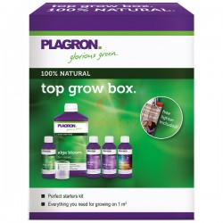Top Grow Box 100% Natural · Plagron