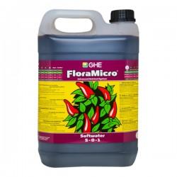 FloraMicro Agua Blanda Garrafa · GHE