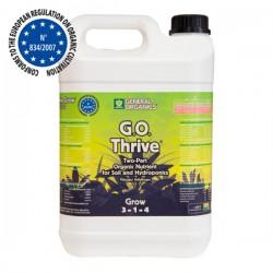 G.O. Thrive Grow Garrafa · GHE
