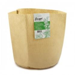 Maceta Textil Beige 7,6L · Flexapot