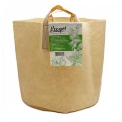 Maceta Textil Beige 56,8L · Flexapot