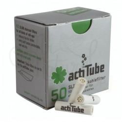 Actitube Slim (Caja de 50 Filtros)