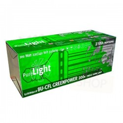 Pure Light CFL 200W Greenpower