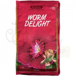 Humus Worm Delight 20L