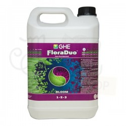 Flora Duo Bloom 5 L · GHE