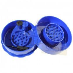 GrinderVac Azul