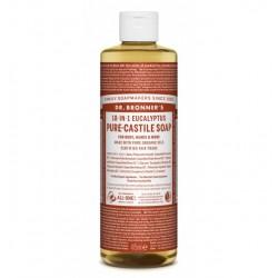 Jabón de Castilla Líquido concentrado vegano eucalipto