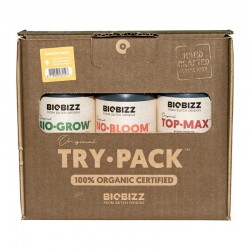 Try Pack Indoor · BioBizz